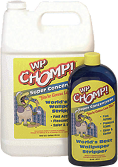 CHOMP 53004GC 1G SUPER CONCENTRATE WALLPAPER STRIPPER MAKES 11G