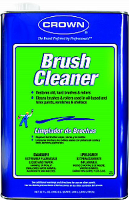CROWN BR.M.64 QT BRUSH AND ROLLER CLEANER
