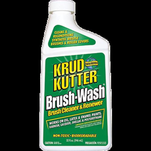 SUPREME CHEMICAL BW32/6 32OZ BRUSH WASH CLEANER AND RENEWER