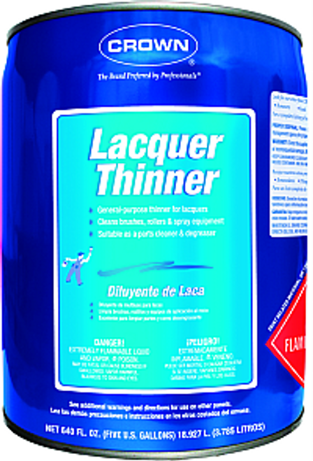 CROWN CR.LT.M.05 5G LACQUER THINNER