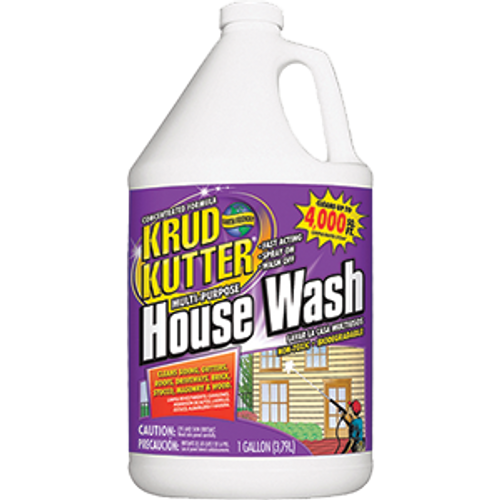 SUPREME CHEMICAL HW01/2 1G HOUSE WASH