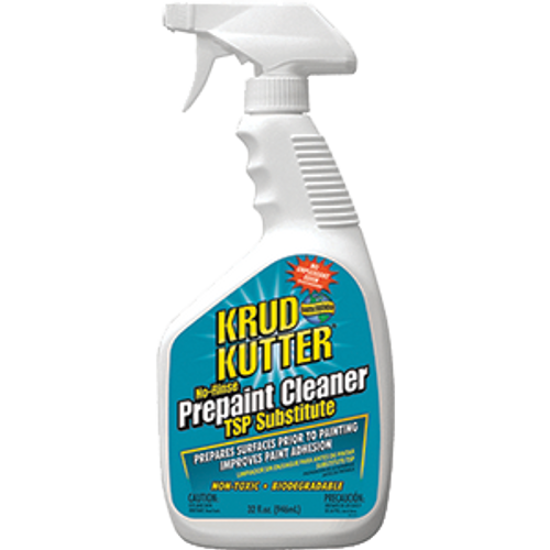 SUPREME CHEMICAL PC32/6 32OZ PREPAINT CLEANER TSP SUBSTITUTE TRIGGER SPRAY