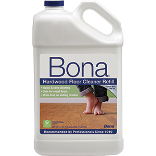 BONA WM700056001 160OZ HARDWOOD FLOOR CLEANER REFILL