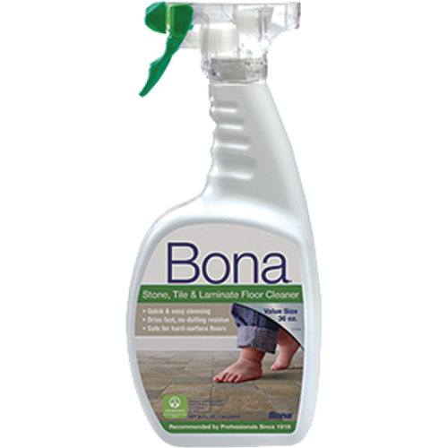BONA WM700059002 36OZ STONE TILE AND LAMINATE FLOOR CLEANER SPRAY