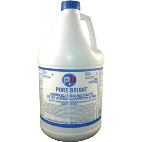 Kik 11008635042 1G Bleach Pure Bright Ultra 6% Germicidal