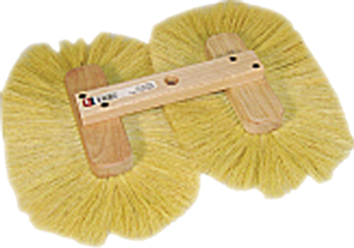 DQB 11935 PANDA PAW II DOUBLE STIPPLING BRUSH TAMPICO
