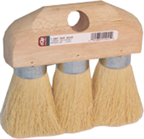 DQB 11941 3 KNOT TAMPICO ROOF BRUSH