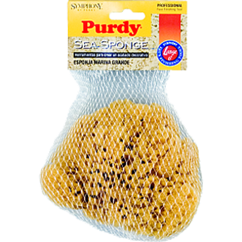 SYMPHONY BY PURDY 503192400 MED NATURAL SEA SPONGE
