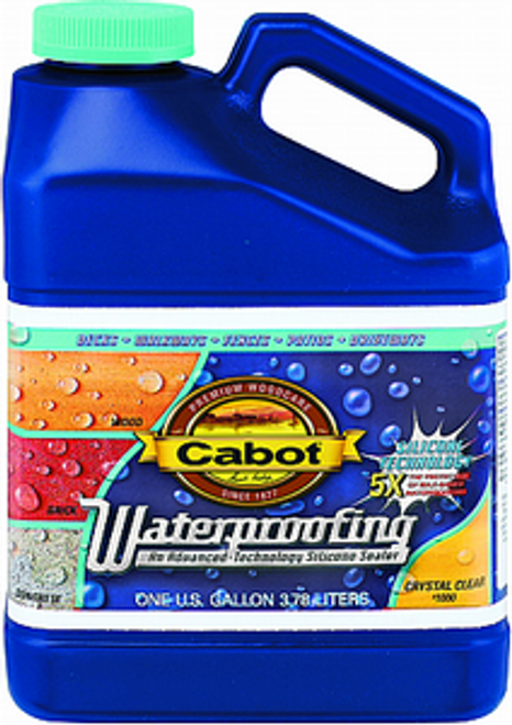 CABOT 1000 1G CRYSTAL CLEAR WATERPROOFING SEALER
