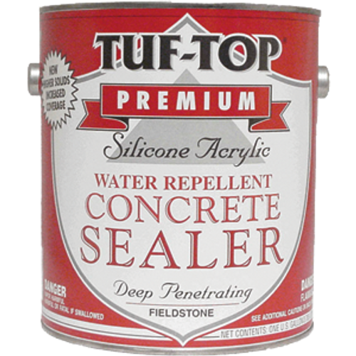 TUF-TOP 12-011 1G FIELDSTONE SILCONE ACRYLIC CONCRETE SEALER