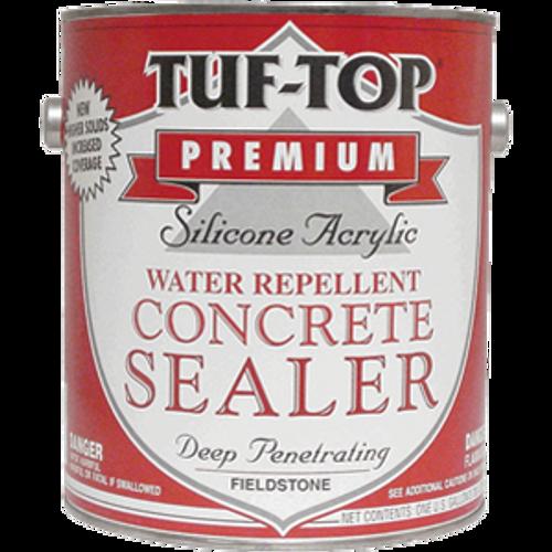 TUF-TOP 12-071 1G SILVER GRAY SILICONE ACRYLIC CONCRETE SEALER