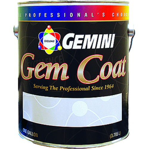 GEMINI 160-1 1G CLEAR WATER LACQUER SEALER GEM COAT
