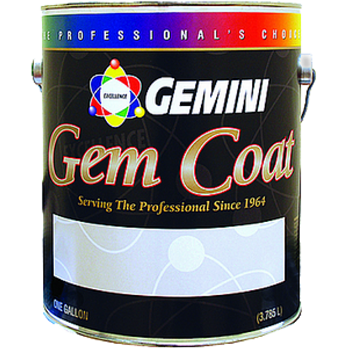 GEMINI 161-1 1G GLOSS CLEAR GEM COAT WATERBASED LACQUER