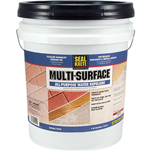 SEAL KRETE 201005 5G MULTI SURFACE WATER REPELLENT