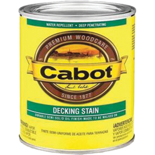CABOT 0306 QT NEUTRAL BASE SEMI TRANSPARENT OIL BASED STAIN