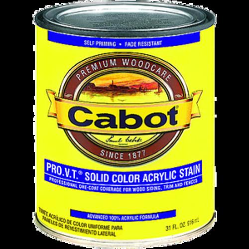 CABOT 0806 QT NEUTRAL BASE PRO V.T. SOLID ACRYLIC
