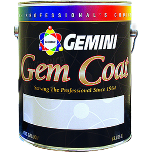 GEMINI 510-0052-1 1G SATIN HAPS COMPLIANT PRECATALYZED GEM COAT
