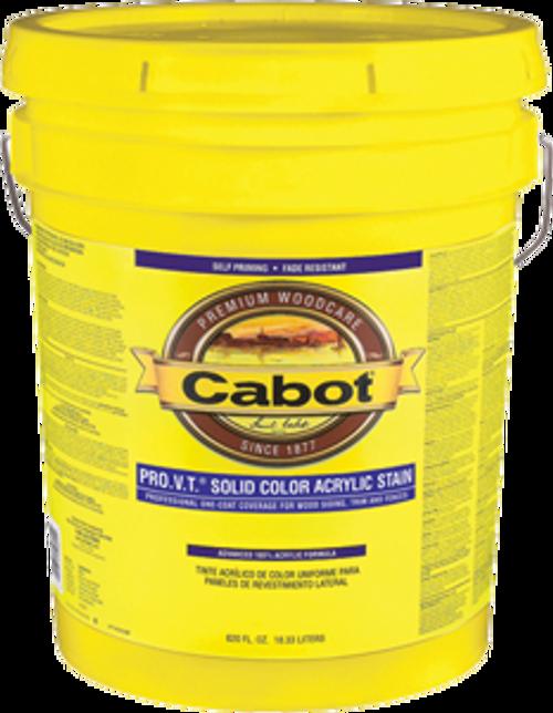 CABOT 0806 5G NEUTRAL BASE PRO V.T. SOLID ACRYLIC