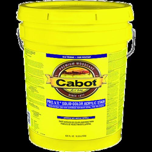 CABOT 0808 5G MED BASE PRO V.T. SOLID ACRYLIC
