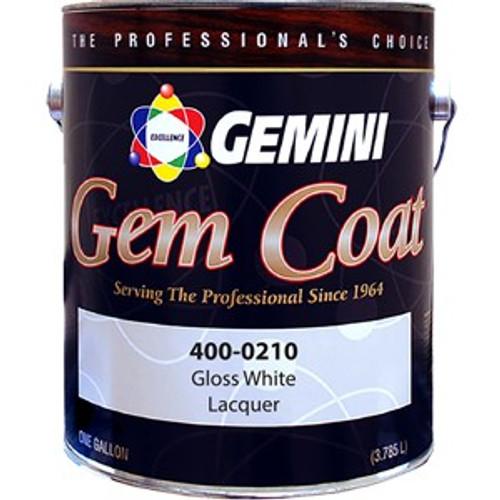 Gemini 400-0210 1G Gloss White Lacquer