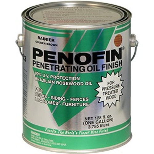 Penofin F3PTRGA 1G Ranier Pressure Treated Green Label 250 VOC