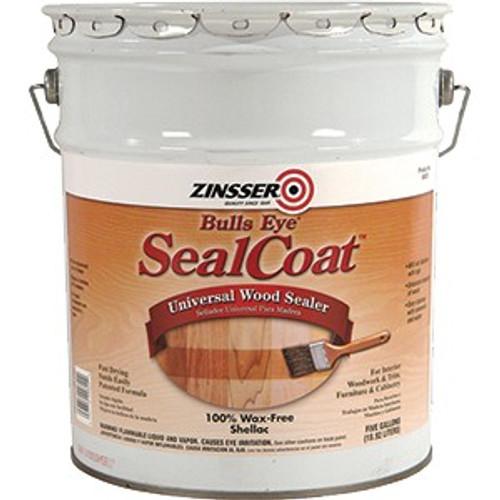 Zinsser 00850 5G Sealcoat Sanding Sealer