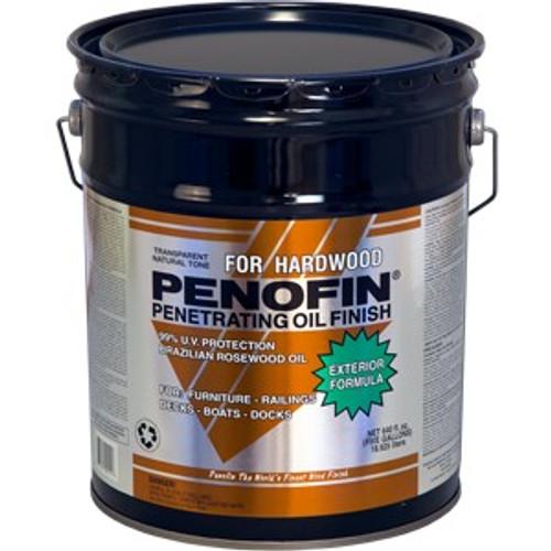 Penofin F5XHW5G 5G Exotic Hardwood Formula 550 VOC