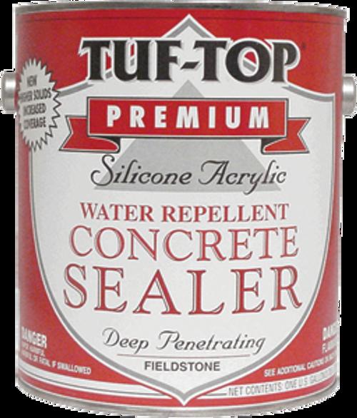 TUF-TOP 12-021 1G TERRA COTTA SILICONE ACRYLIC CONCRETE SEALER