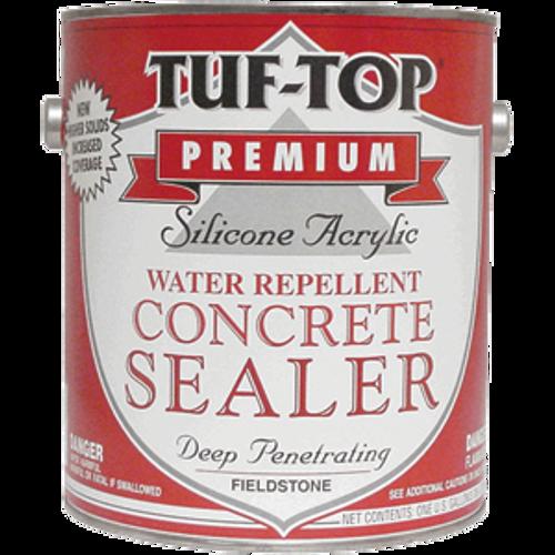 TUF-TOP 12-031 1G TILE RED SILICONE ACRYLIC CONCRETE SEALER