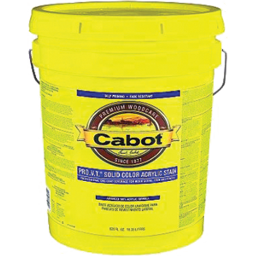 CABOT 1407 5G DEEP BASE DECK & SIDING SEMI SOLID STAIN