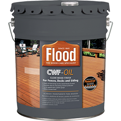 FLOOD FLD447 5G CWF OIL CLEAR 350 VOC