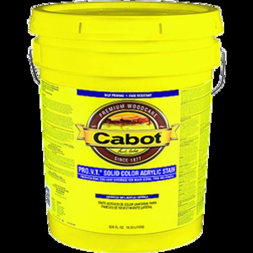 CABOT 0807 5G DEEP BASE PRO V.T. SOLID ACRYLIC
