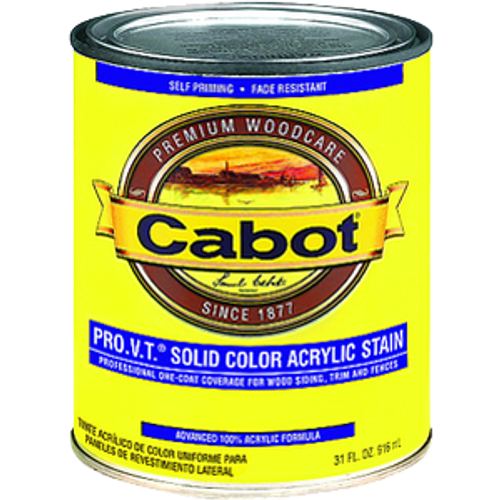 CABOT 0808 QT MED BASE PRO V.T. SOLID ACRYLIC