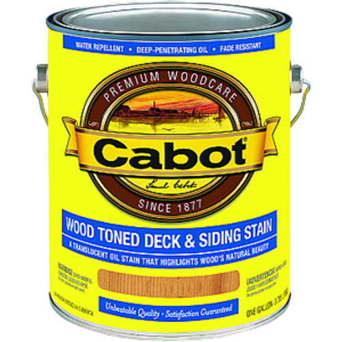 CABOT 3002 1G CLEAR CEDAR SOLUTION OIL BASED STAIN