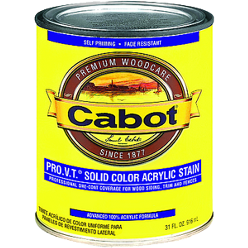 CABOT 0806 QT NEUTRAL BASE PRO V.T. SOLID ACRYLIC