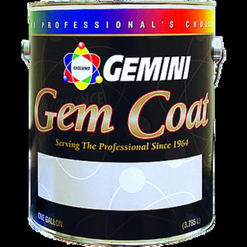 GEMINI 164-1 1G FLAT CLEAR WATER LACQUER GEM COAT