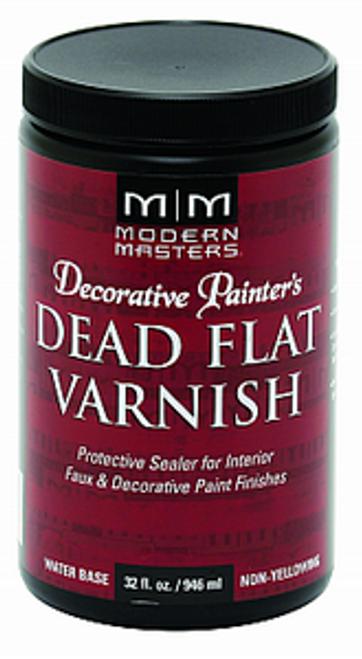 MODERN MASTERS DP609 QT DEAD FLAT VARNISH INTERIOR
