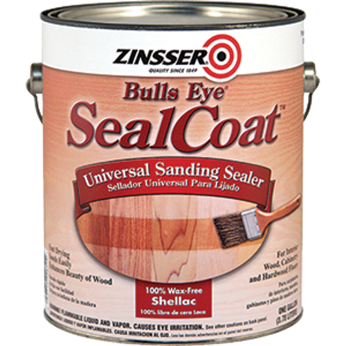 ZINSSER 00851 1G SEALCOAT SANDING SEALER