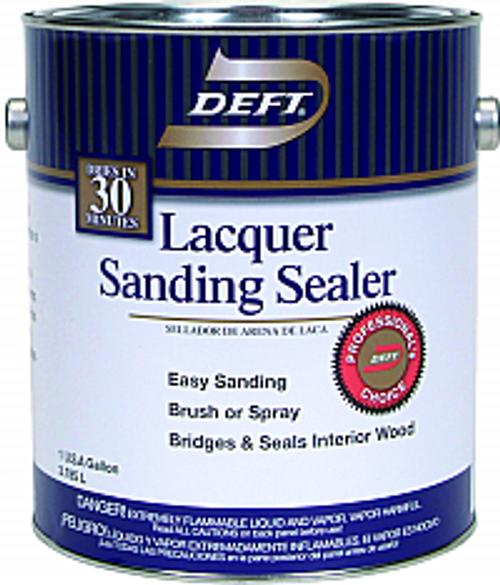DEFT 015-01 1G LACQUER SANDING SEALER