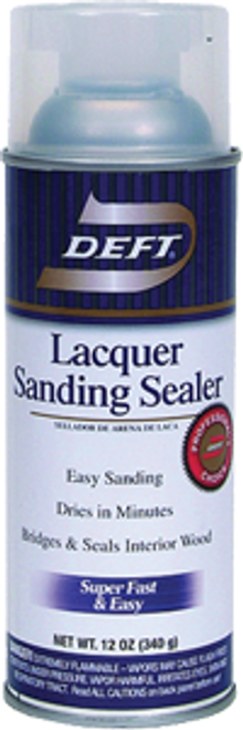 DEFT 015-13 SPRAY LACQUER SANDING SEALER