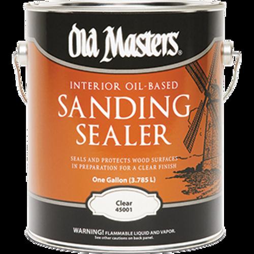 OLD MASTERS 45001 1G OIL BASED SANDING SEALER