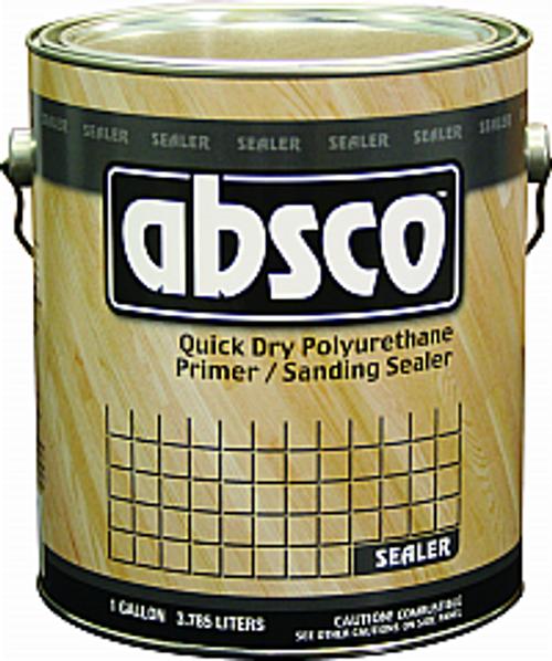 ABSOLUTE 89301 1G ABSCO POLYRETHANE SANDING SEALER 500 VOC
