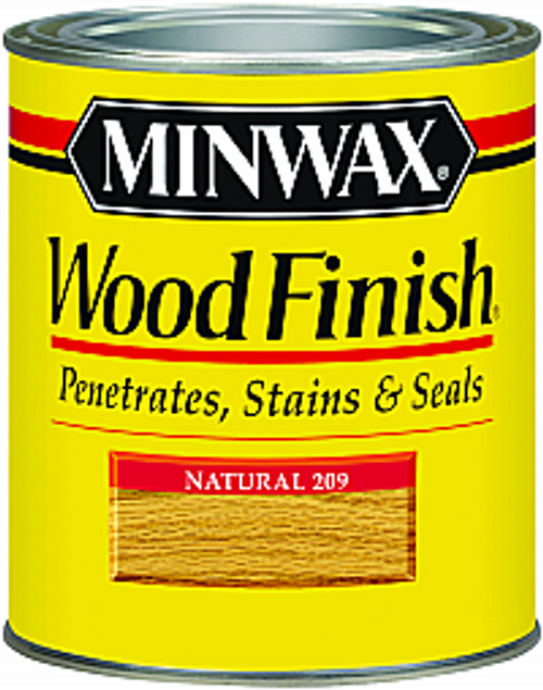 MINWAX 22090 .5PT NATURAL 209 STAIN