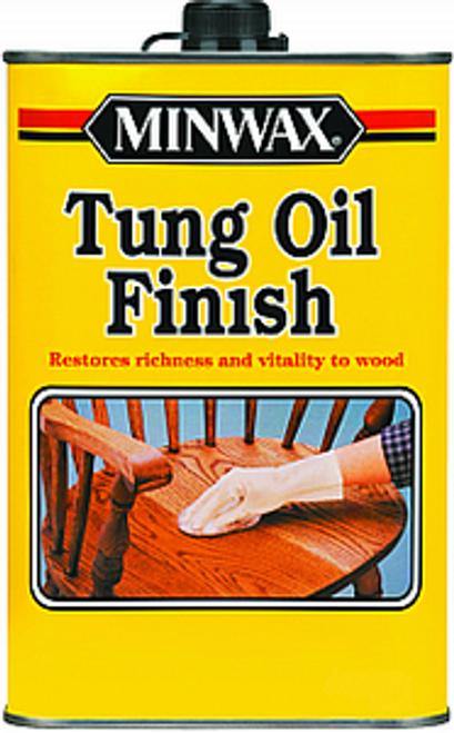 MINWAX 67500 QT TUNG OIL FINISH