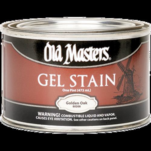OLD MASTERS 80208 PT GOLDEN OAK GEL STAIN
