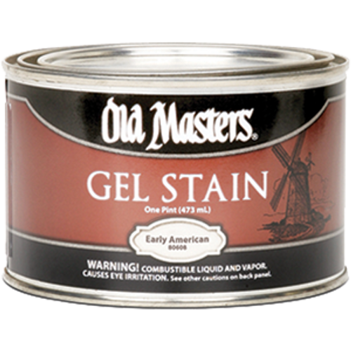 OLD MASTERS 80608 PT EARLY AMERICAN GEL STAIN