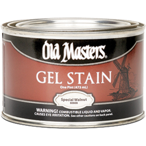 OLD MASTERS 80808 PT SPECIAL WALNUT GEL STAIN