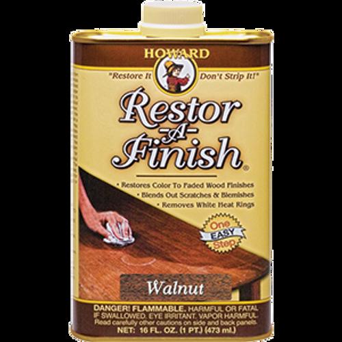 HOWARD RF4016 16OZ WALNUT RESTOR-A-FINISH