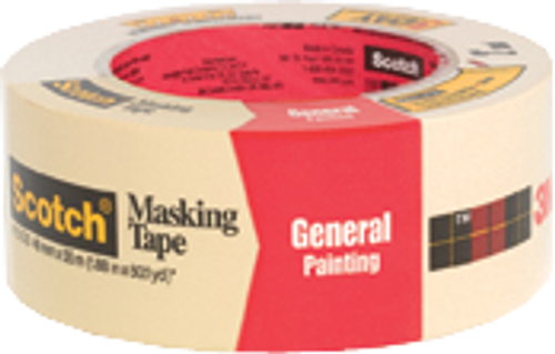 """3M 2050-2A 2"""" X 60YD PAINTERS MASKING TAPE S/W"""