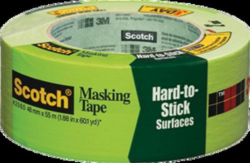 3M 2060-2A 48mm x 55m Green Scotch Lacquer Masking Tape s/w